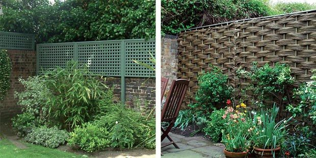 Garden Boundary Ideas