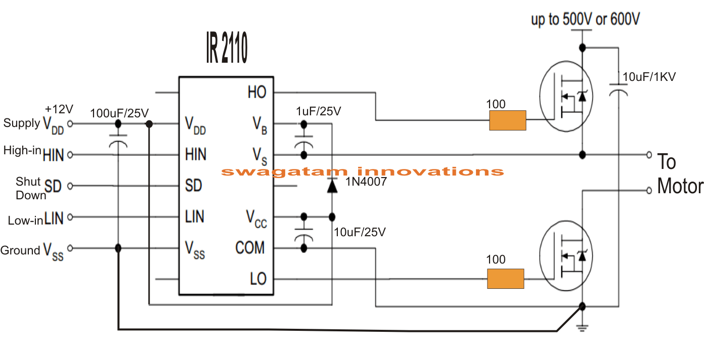Electronic Circuit Projects: Single Phase Variable