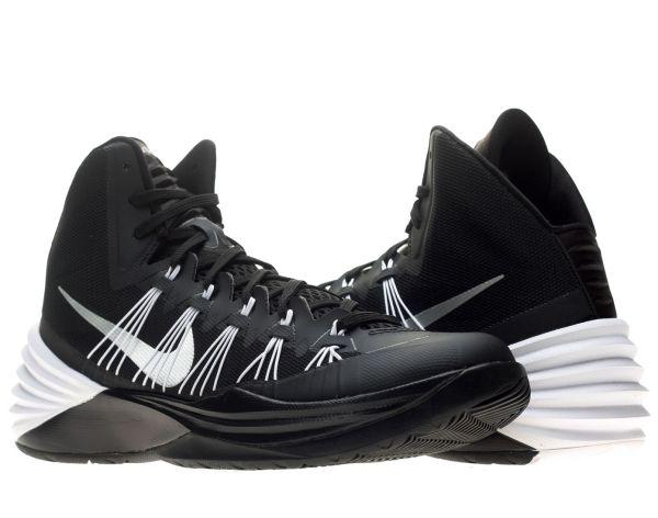 2013 Nike Hyperdunks Black And White