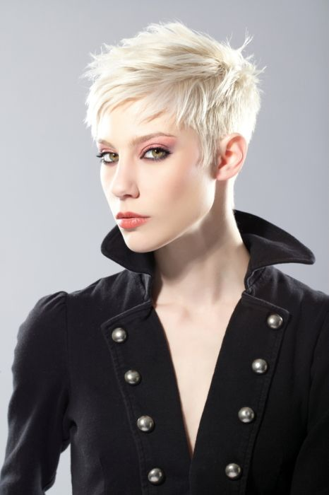 short hair is just everything to me i dont care who its on if you can rock a cute pixie you