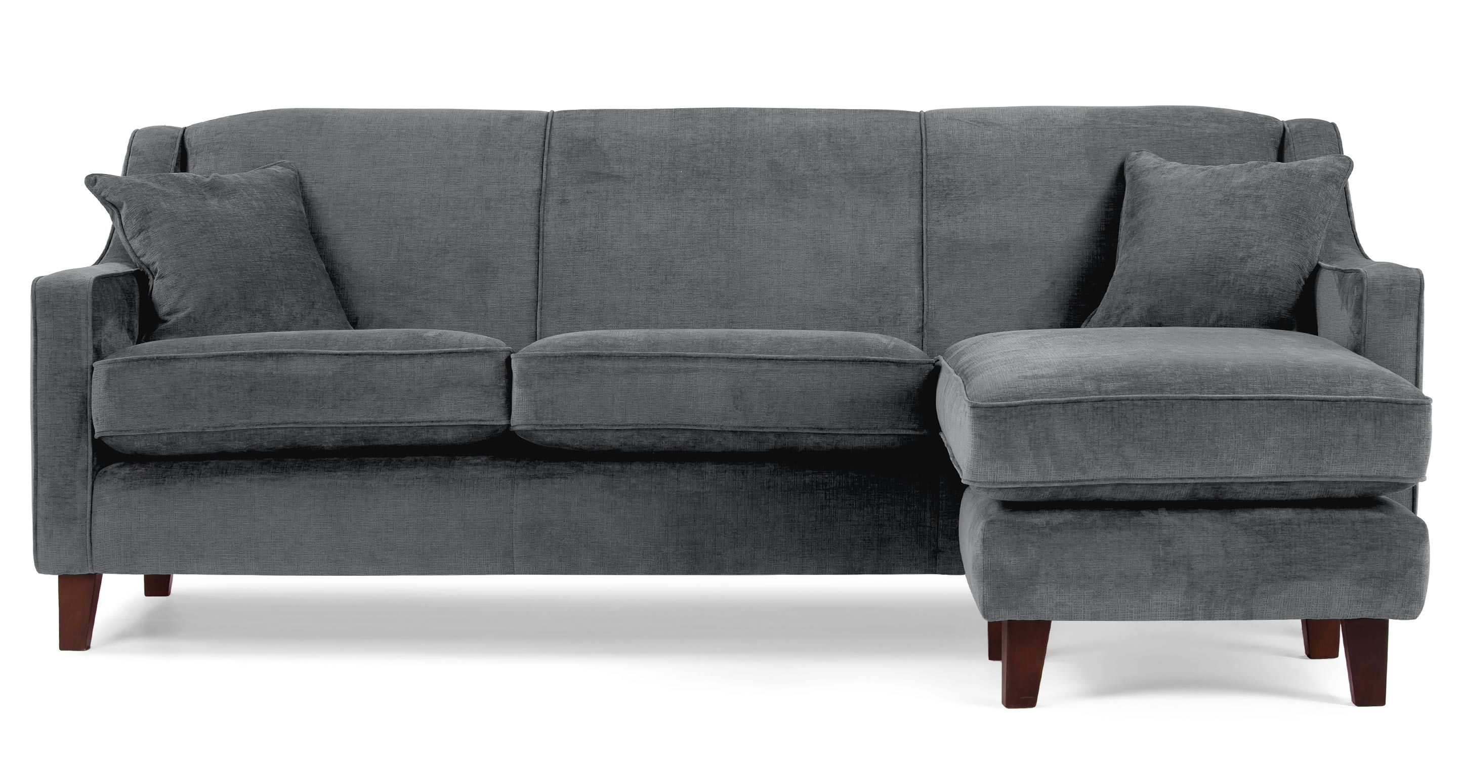 corner sofa couches small 2 piece sectional halston large in dusk grey and gray