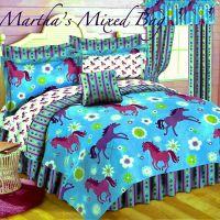 Best 28+ - Pony Comforter Set - girls horse bedding ...