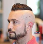 optimal receding hairline haircuts