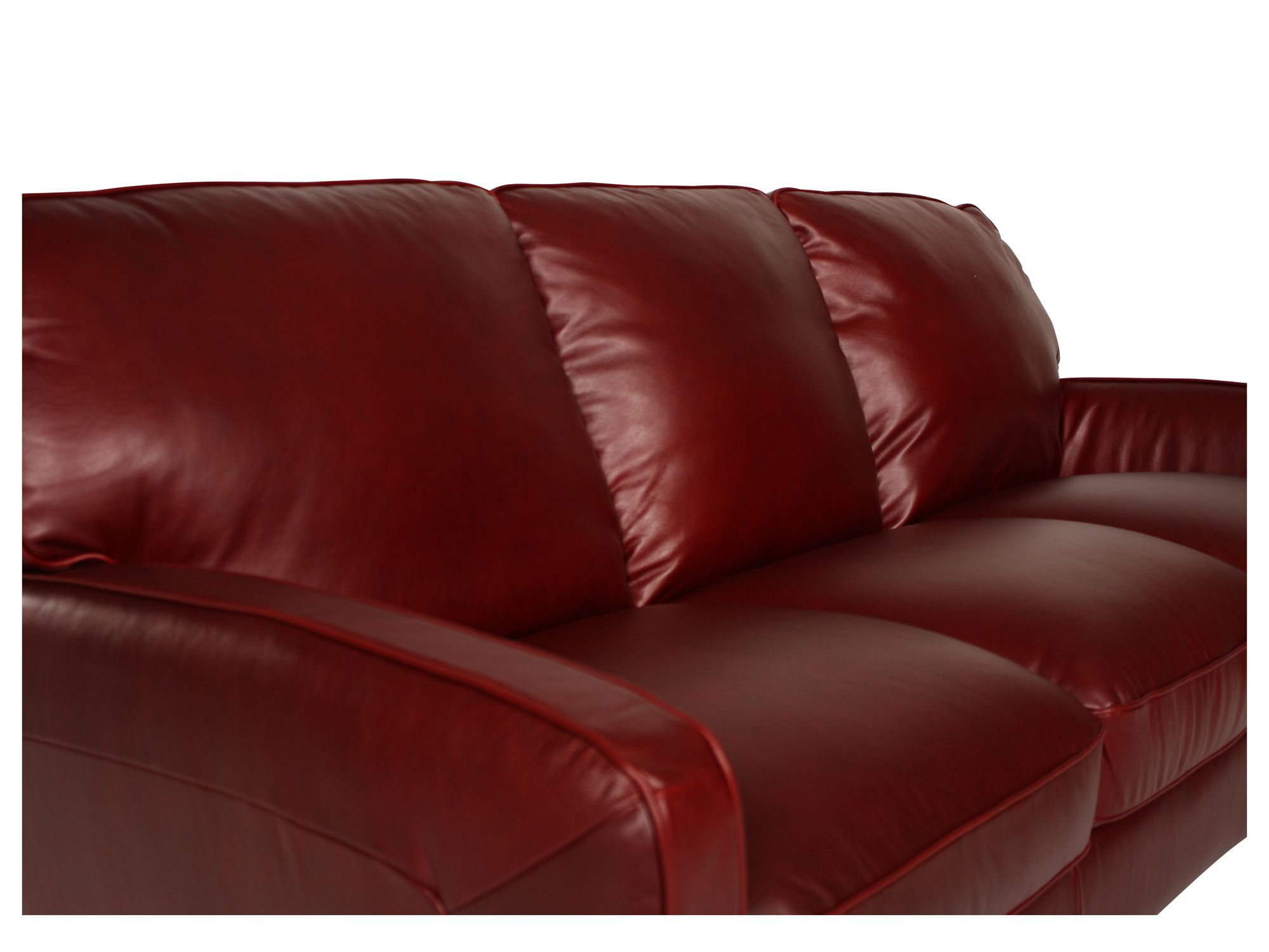 natuzzi red leather sofa and chair comfort couch black set deep shades of grey room