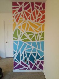 Paint Tape Design Ideas
