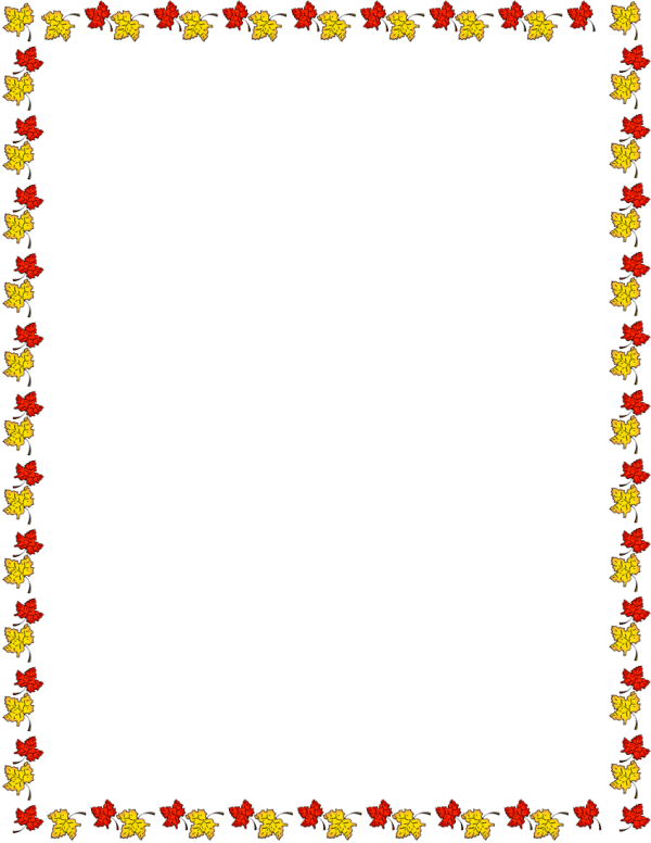 fall leaf outline page Marcs Pinterest Fall leaves