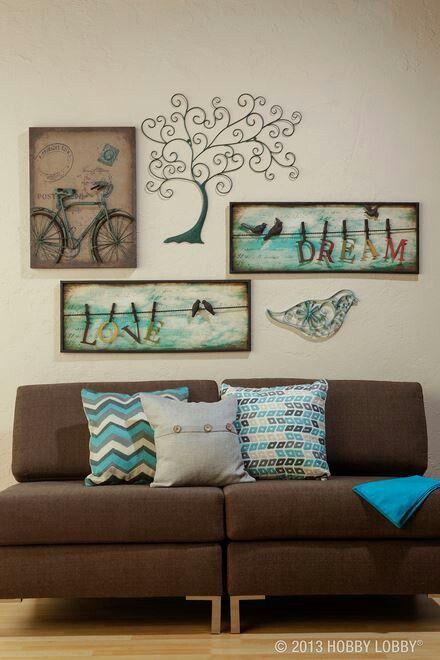 Hobby Bird House Decorating Ideas
