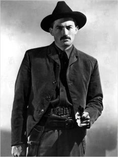 Image result for the gunfighter gregory peck richard jaeckel