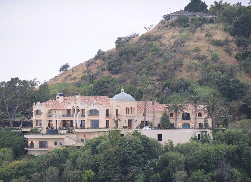 Hollywood Modern Mansions Pinterest
