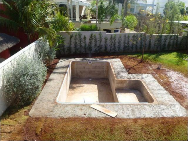 Cheap Way To Build Your Own Swimming Pool  Home project ideas  Pinterest  Swimming pools