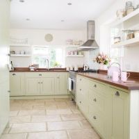 Country kitchen makeover | Vintage cottage kitchen | Ideal ...