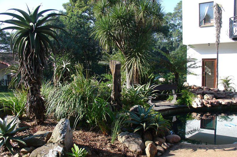Rock Garden Garden Design In Durban KZN South Africa