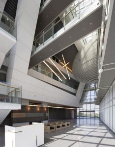 Gallery of the porter school environmental studies geotectura chen architects axelrod grobman also rh pinterest