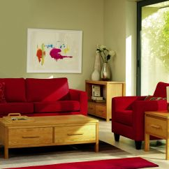 Living Room Color With Red Sofa Metro Futon Bed Reviews Of Small Interior Decorating Combine