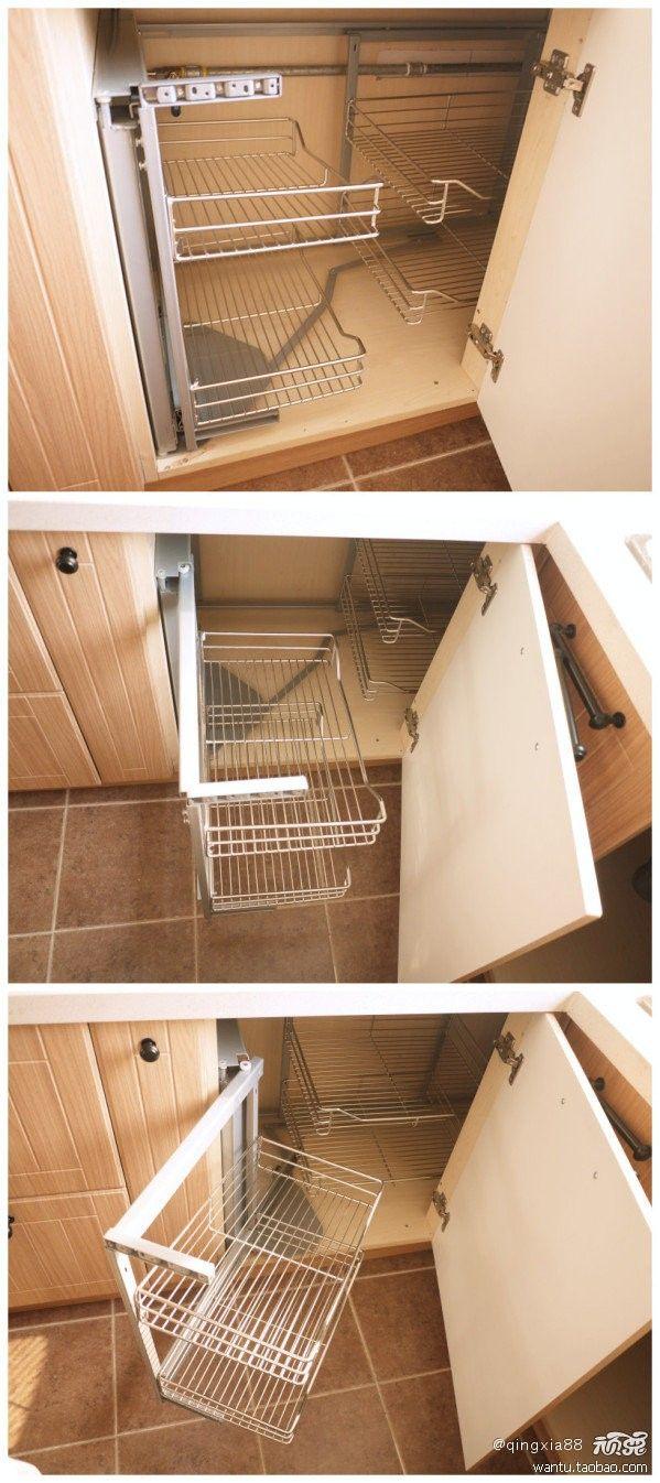 Best Kitchen Gallery: Turn The Corner Cabi S Kitchen Cabi S Baskets Corner Like of Kitchen Cabinets Corner on cal-ite.com