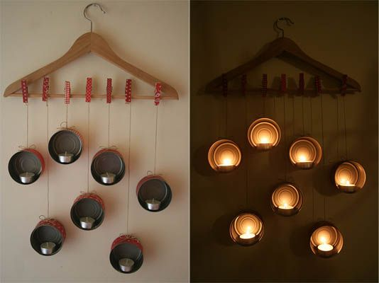 Easy Diwali DIY Diyas Decoration And Tea Lights Using Simple