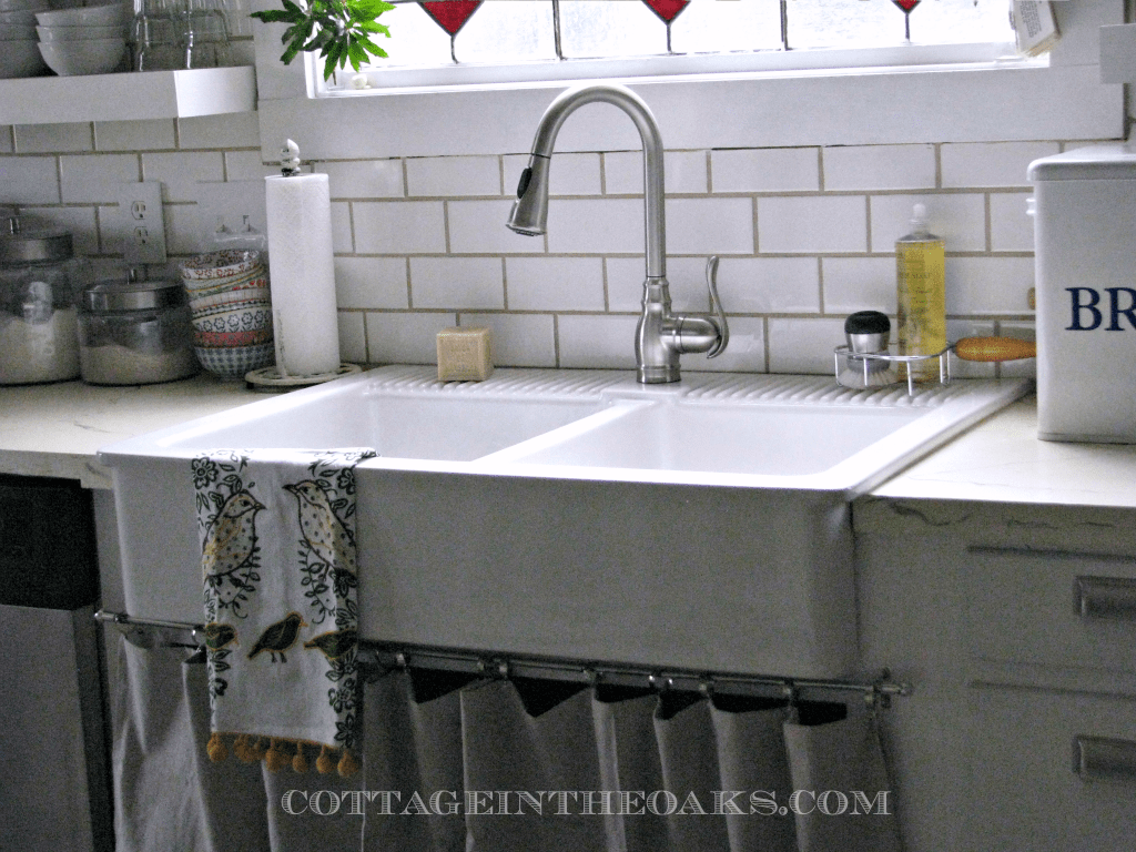 country style kitchen sink fluorescent light farmhouse finally sinks french