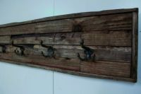 Barn Wood Coat Rack Rustic Barn Wood Coat Rack by