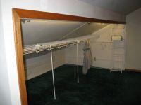 knee wall closet ideas - Google Search | Home Improvement ...