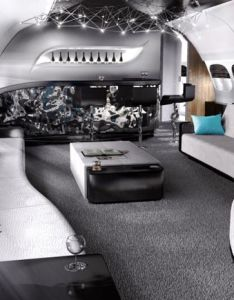 private jet interiors liner dom pinterest interior jets and also rh