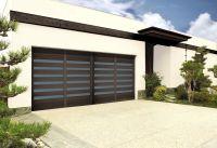 Modern design garage door | Modern - Contemporary ...