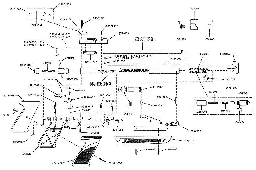 Marksman Repeater Diagram