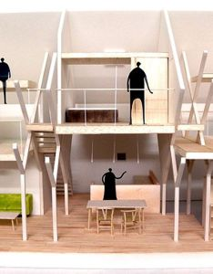 House  also mo hinh pinterest models and architecture rh