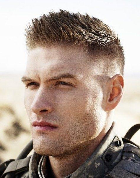 Army Haircut Haircut Pinterest