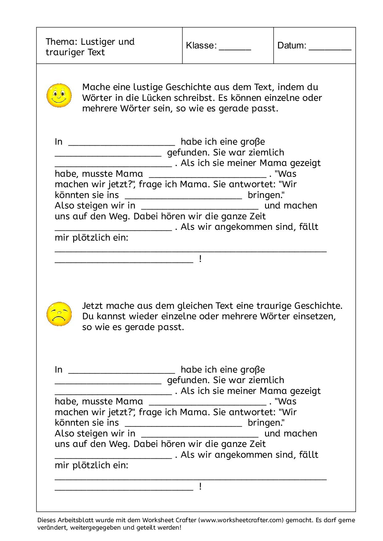 Worksheet Crafter Download