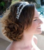 wedding hairstyles medium length hair - hairstyle
