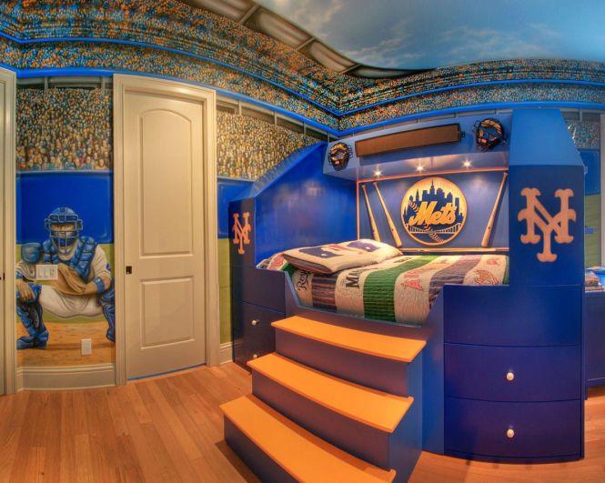 25 Marvelous Kids Rooms Ceiling Designs Ideas