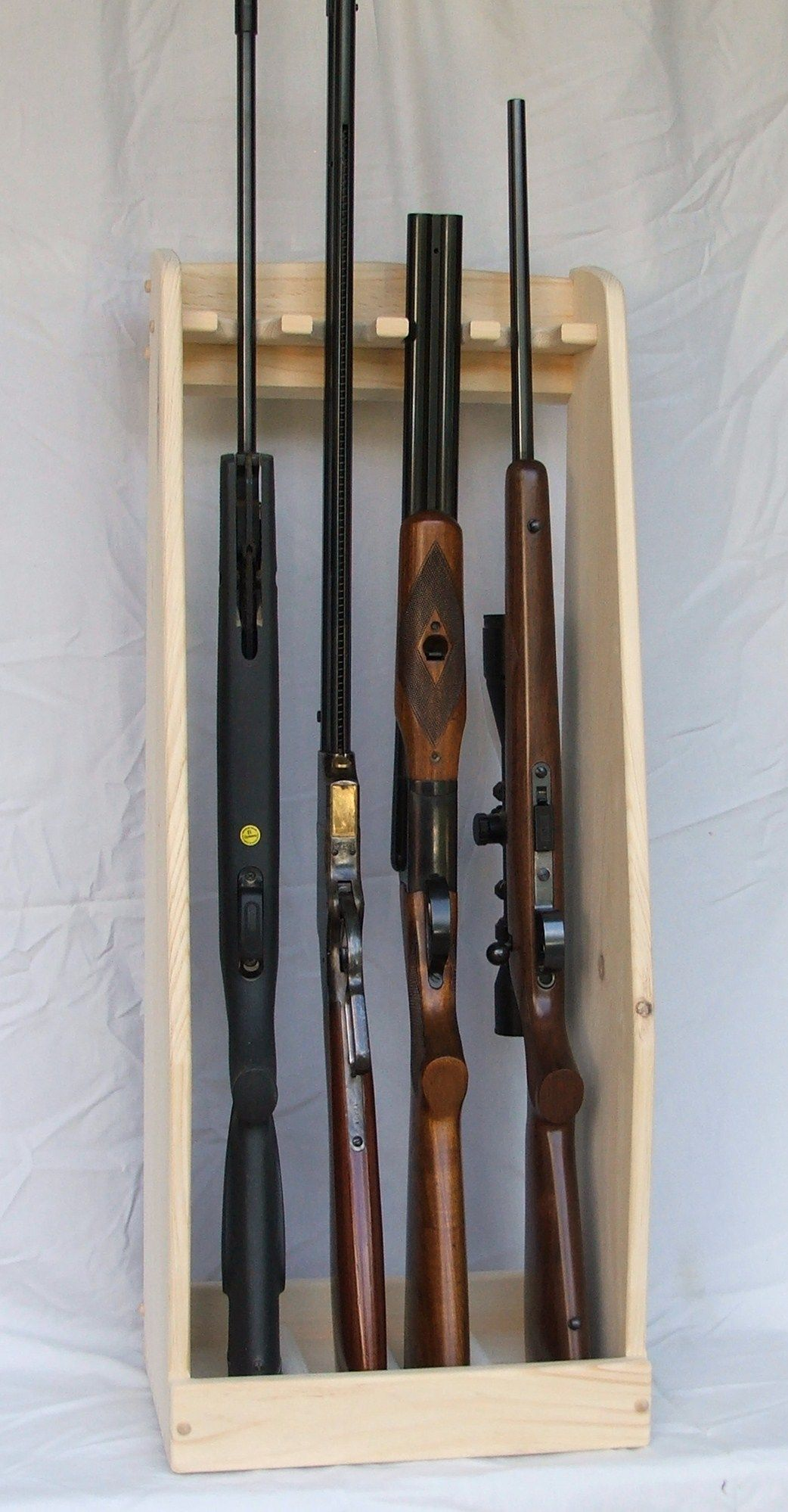Gun Rack Patterns