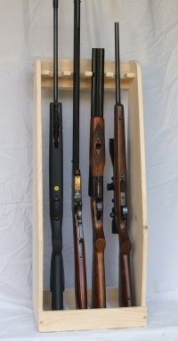 Gun Rack Patterns