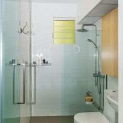 Shower Chair Singapore Egg Stand Bunnings Z L Construction  Hdb Bathroom With Glass