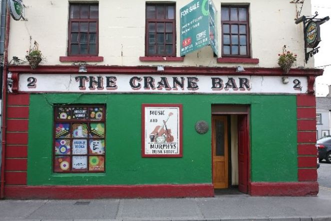 Image result for crane bar galway