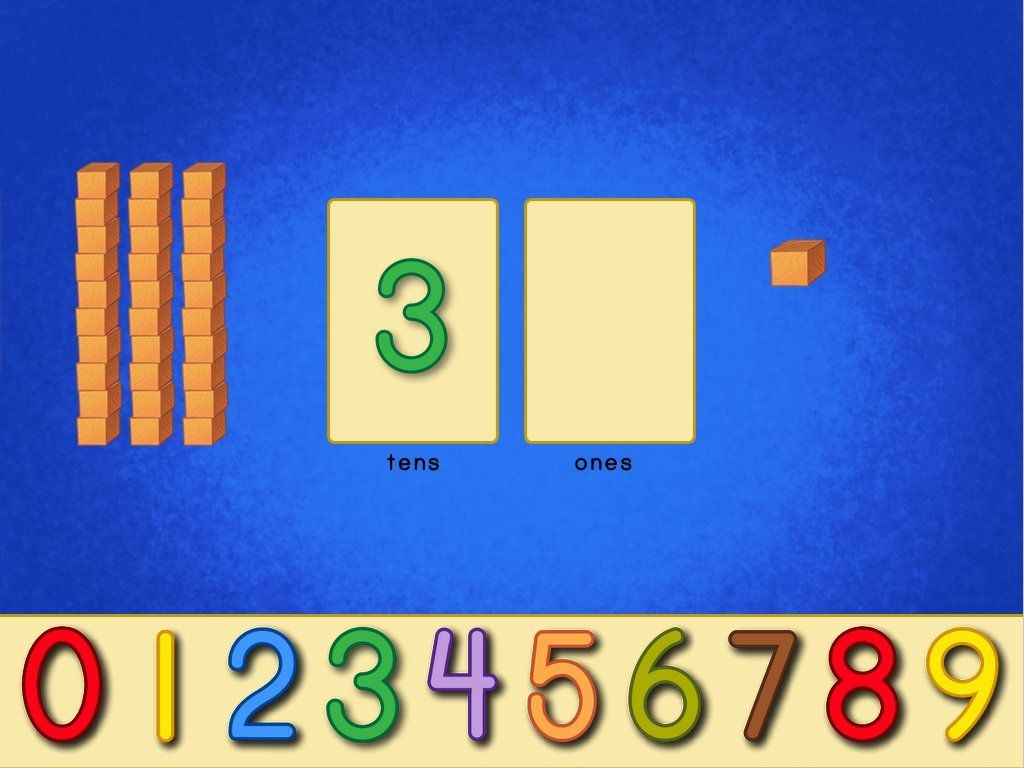 Excellent Interactive Board For Place Value It Has Base