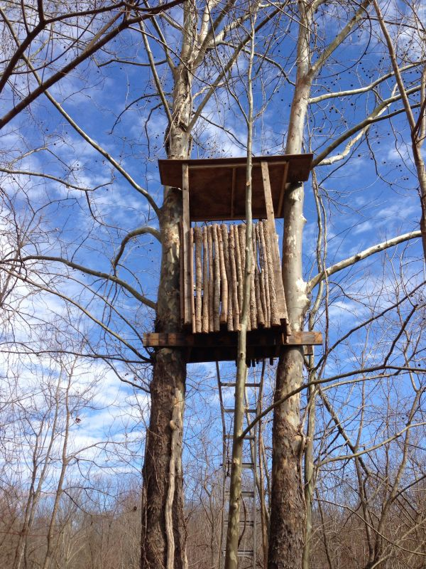 5x5 Deer Stand Plans - Year of Clean Water