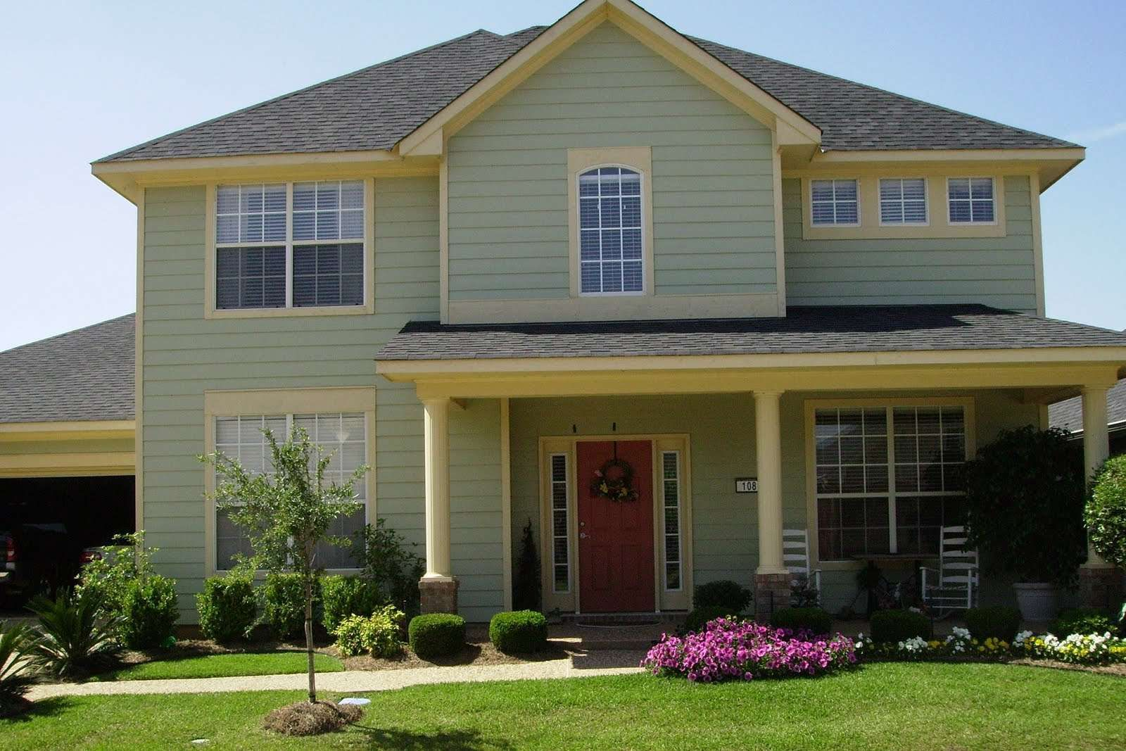 The Power Of Exterior Paint When Selling Your Home Exterior