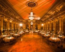 New York Plaza Hotel Wedding Reception