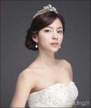 korean wedding hairstyle dream