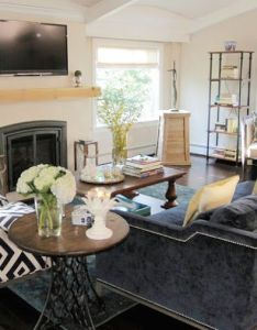Hayneedle and property brothers  perfect partnership for everything home in  living room also rh pinterest