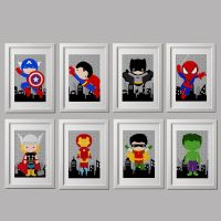 superhero nursery prints superhero bedroom by ...