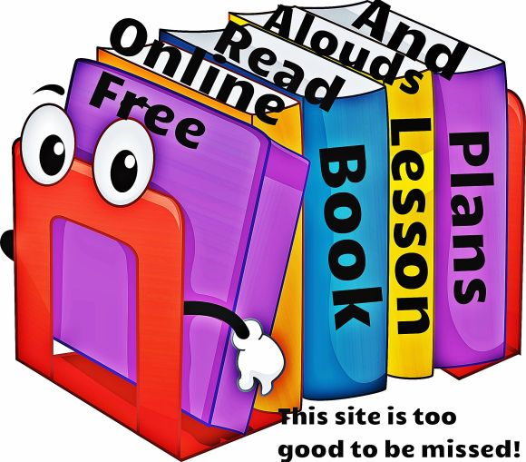 Free site featuring online read alouds of children's ...