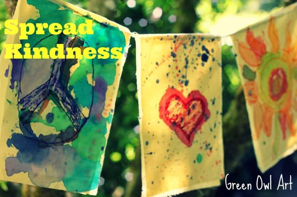 Kindness Art Activities