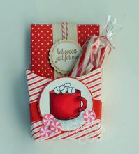 french fry box treat holder   Christmas Cards and ...
