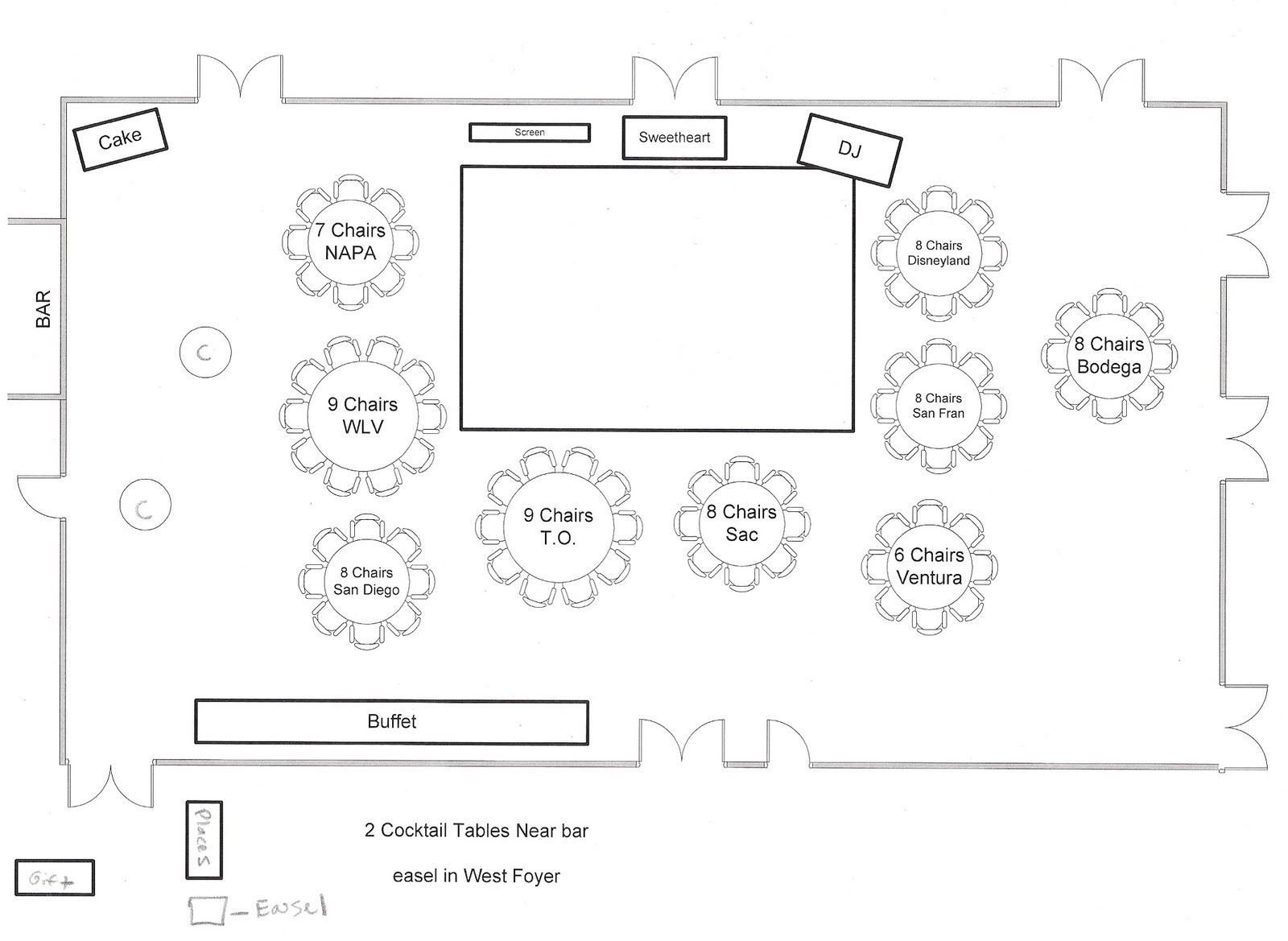 room setup diagram wiring for contactor and overload sample seating floor plan hawaiianweddings