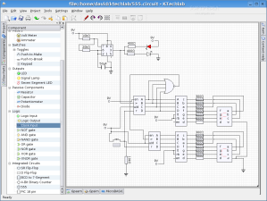 Good software tools for creating and simulating circuit