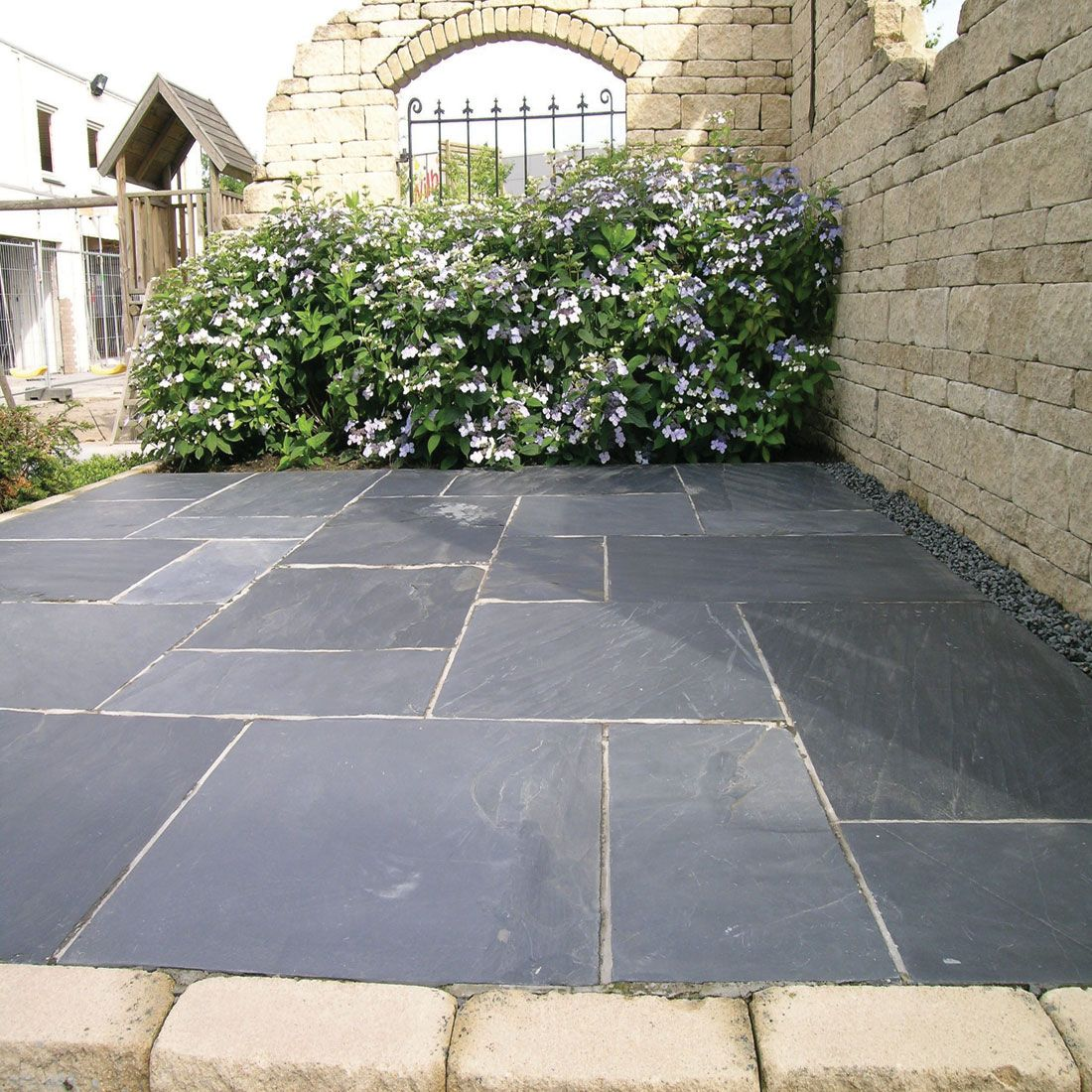 Gray Patio Stone Google Search Gardens & Patios Pinterest
