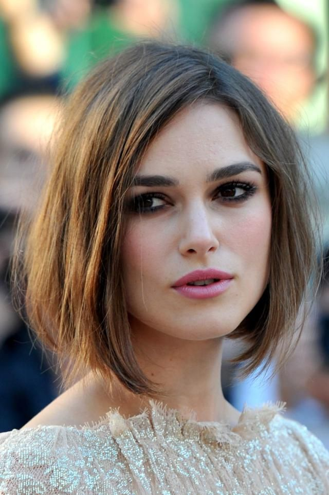 The Best Haircuts For Square Face Shapes Bobs Bob Hairs And