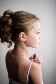kids wedding hairstyles